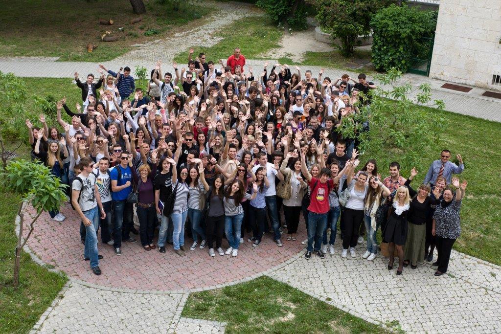 Milenijska I. gimnazija 2010-2011