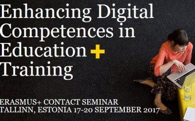 Erasmus+ seminar u Tallinnu
