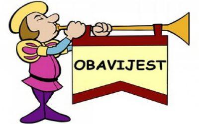 PRIGOVORI NA OCJENJIVANJE ISPITA DRŽAVNE MATURE U JESENSKOM ROKU